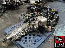 04 05 subaru legacy bp5 2 0l 4 cam avcs turbo manual engine only