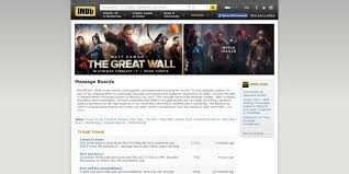 what happened to imdb message boards film website imdb shuts down message boards