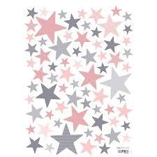 stickers étoiles chambre bébé stickers enfant etoiles ballerina lilipinso ma chambramoi