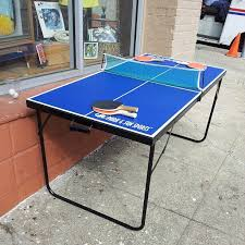 portable ping pong table best portable ping pong tables ping pong ownage