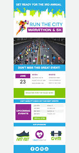 10 free responsive email templates email design