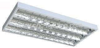 t8 fluorescent light fixtures fluorescent grid light fixture from china manufacturer cnc
