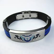 metal silicone bracelet images Mlp fim new lunar republic metal silicone bracelet 10 00 via jpg
