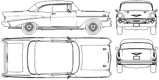 1957 chevy bel air drawings chevy u0027s 55 57 pinterest bel air