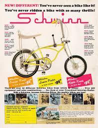 vintage schwinn 5speed bicycle advertisement my sister has an
