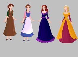 princess pauper 1 princess rosella deviantart