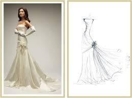 how to draw wedding dresses step by step wedding dresses