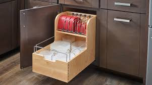 best kitchen cabinet drawer organizer food storage container organizer