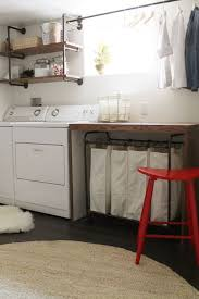 Bathroom With Laundry Room Ideas 25 Best Basement Laundry Rooms Ideas On Pinterest Basement