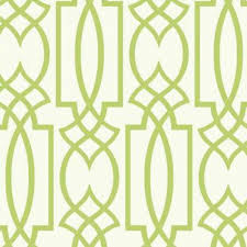 modern lime green geometric 27