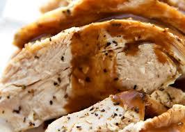 cuisiner la dinde recette facile de poitrines de dinde à la mijoteuse