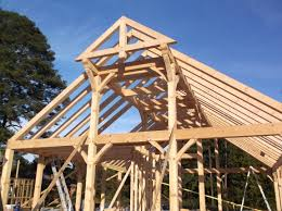 introduction to timber frame homes by timberhaven