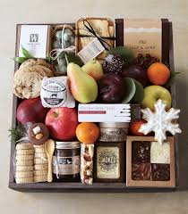 gourmet gift gourmet gift crates from winston flowers an ultra luxurious last