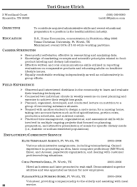 Resume Template  Objective For Business Resume With Career Strength And Employment  Objective For Business