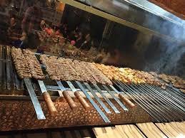 cuisine au feu de bois cuisson au feu de bois picture of saveurs d orient lyon