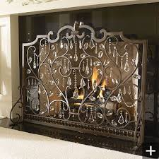 113 best fireplace screens images on cozy nook