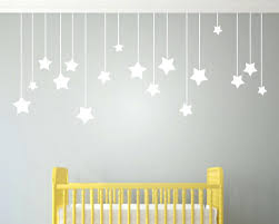 baby room wall decals boy nursery wall decal boy nursery decor 17pcs hanging stars wall stickers for kids room white star baby nursery wall decals diy vinyl baby room wall art quotes baby wall art south africa baby room
