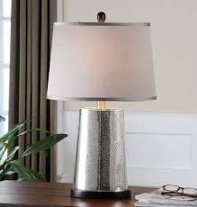 adorable mercury glass table lamp ideas all about house design