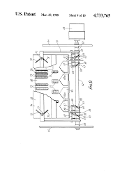 patent us4733765 cash handling machine for handling mixtures of