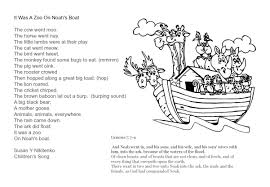 noahs ark coloring sheet children color