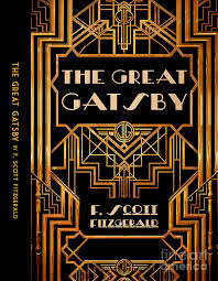 the great gatsby the great gatsby book cover movie poster art 6 digital art by