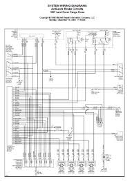1997 land rover range rover wiring diagrams pdf free downloading