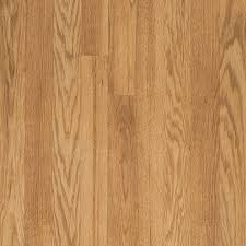 Laminate Flooring For Kitchens Reviews Pergo Max 7 61 In W X 3 96 Ft L Natural Oak Wood Plank Laminate