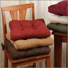 Chair Seat Cushions Dining Chair Seat Cushions With Ties Chairs Home Decorating