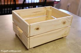 Ikea Storage Boxes Wooden Ikea Hack Knagglig Wooden Crate Horse Stable For Toy Horses
