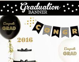 congratulations graduation banner graduation banner graduation party decorations congrats