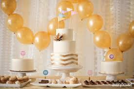 wedding backdrop balloons chevron balloon backdrop save the date for cupcakes