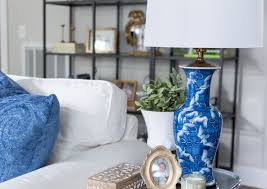 Ginger Home Decor by Decorating With Blue And White Porcelain The Home I Create