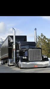 peterbilt semi trucks 1044 best 18 wheelers images on pinterest peterbilt rigs and