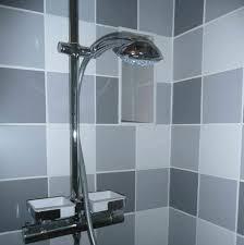 salle de bain aubergine et gris indogate com salle de bain sol beige