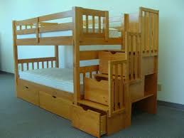 Bunk Bed With Storage Stairs 19 Best Storage Stairs For Bunk Beds Images On Pinterest Storage