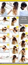 Cute Fast Easy Hairstyles For Long Hair by Quick Easy Updo Hairstyles For Long Hair 4 Easy Hairstyles For