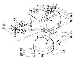 bostitch cap2060p om200 pumps air compressor parts