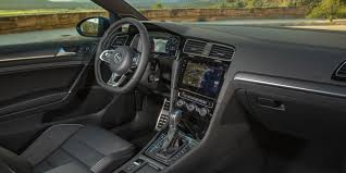 volkswagen golf 2017 interior volkswagen golf gtd review carwow