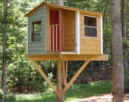eyrie tree platform high seat diy plans for one tree