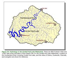 cumberland lake map localwaters cumberland river maps boat rs