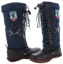womens leather winter boots canada pajar canada grip hi s duck boots waterproof winter ebay