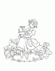 9 pics tarzan coloring pages animals tarzan jane coloring