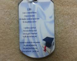 graduation dog tags dog tag for etsy