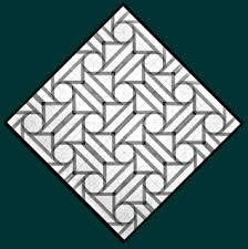 Origami Tessalation - paper origami tessellation exploratorium magazine