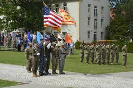 Size Of Garrison Flag New Commander Assumes Command Of Usag Stuttgart Article The