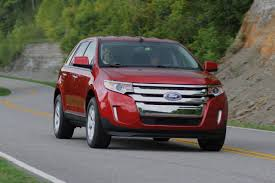 2012 ford edge with 2 0 liter ecoboost four gets 30 mpg highway rating
