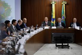 The Cabinet In Government Here U0027s Why Brazil U0027s New Cabinet Is All Men Public Radio