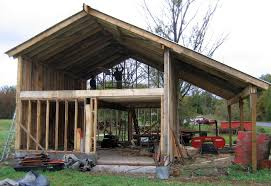 How To Build A Pole Barn Shed Roof by Pole Shed Questions Yesterday U0027s Tractors