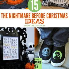 Nightmare Before Christmas Room Decor Theme Party Archives Oh My Creative