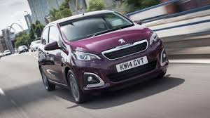 persho cars 2017 peugeot 108 review top gear